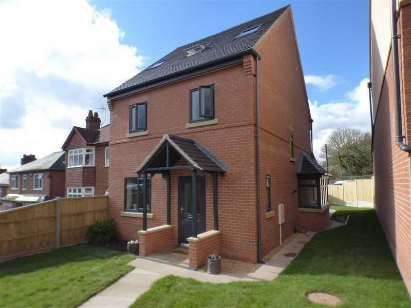 4 Bedrooms Detached House for sale in 4, The Green, Cheadle