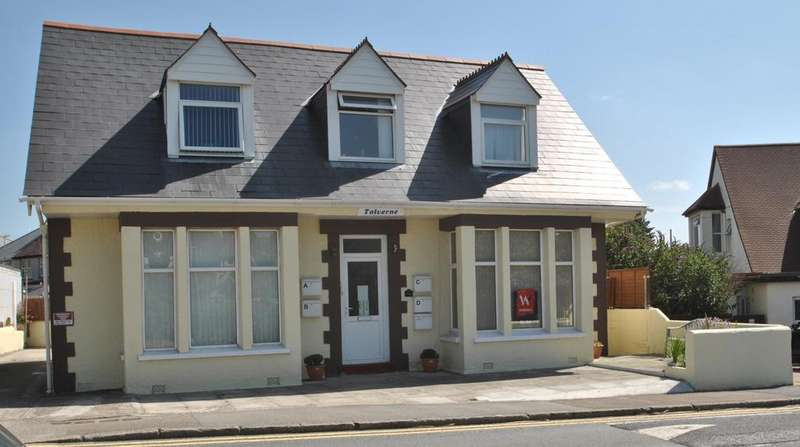 1 Bedroom Apartment Flat for rent in Edgcumbe Avenue, Newquay