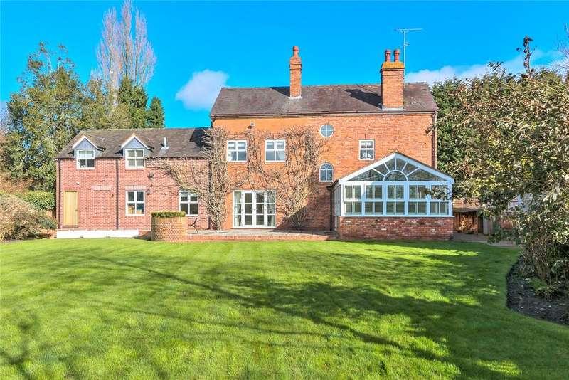 7 Bedrooms Detached House for sale in Great Moor Road, Great Moor, Wolverhampton, Staffordshire