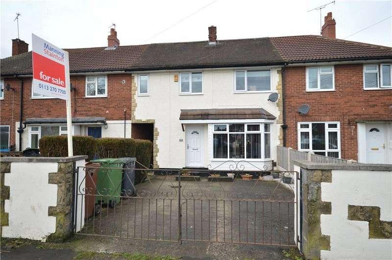 3 Bedrooms Terraced House for sale in Belle Isle Road, Belle Isle, Leeds