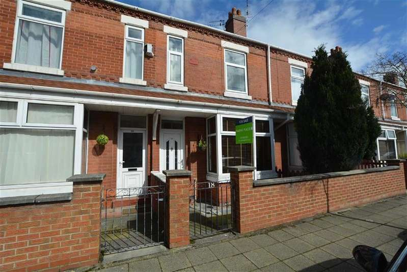 3 Bedrooms Terraced House for sale in Darley Street, STRETFORD