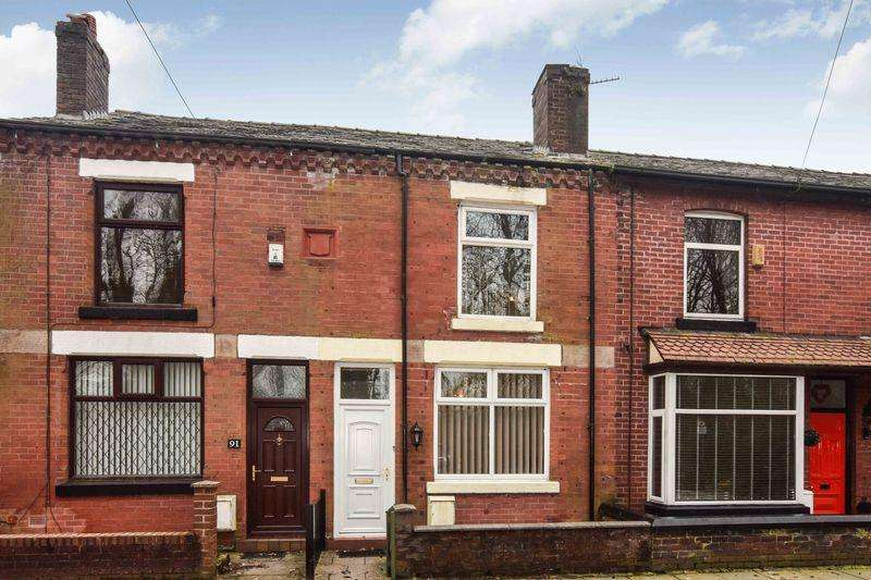 2 Bedrooms Terraced House for sale in Harvey Street, Halliwell