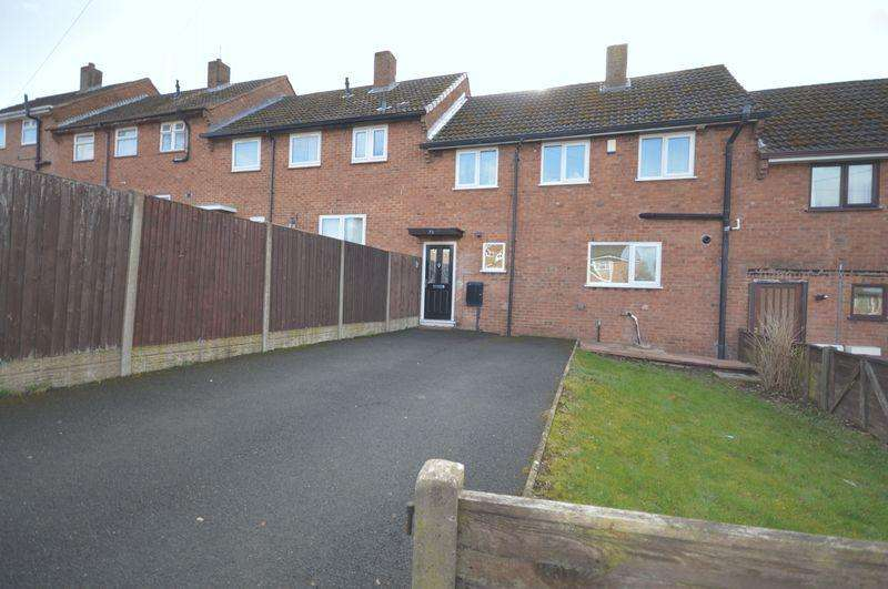3 Bedrooms Terraced House for sale in Overdale, Telford