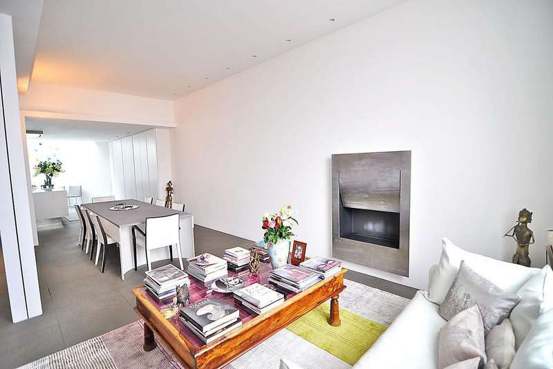 5 Bedrooms Terraced House for rent in Stratford Road, High Street Kensington , London W8