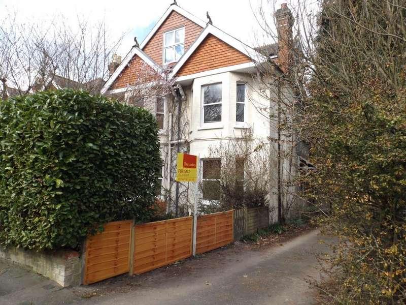 1 Bedroom Flat for sale in Upper Gordon Road, Camberley, GU15
