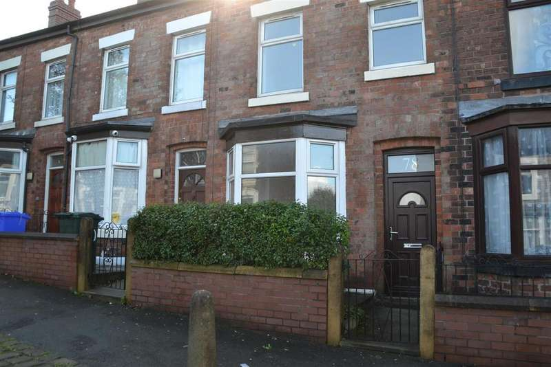 2 Bedrooms Terraced House for sale in Seymour Street, Chorley