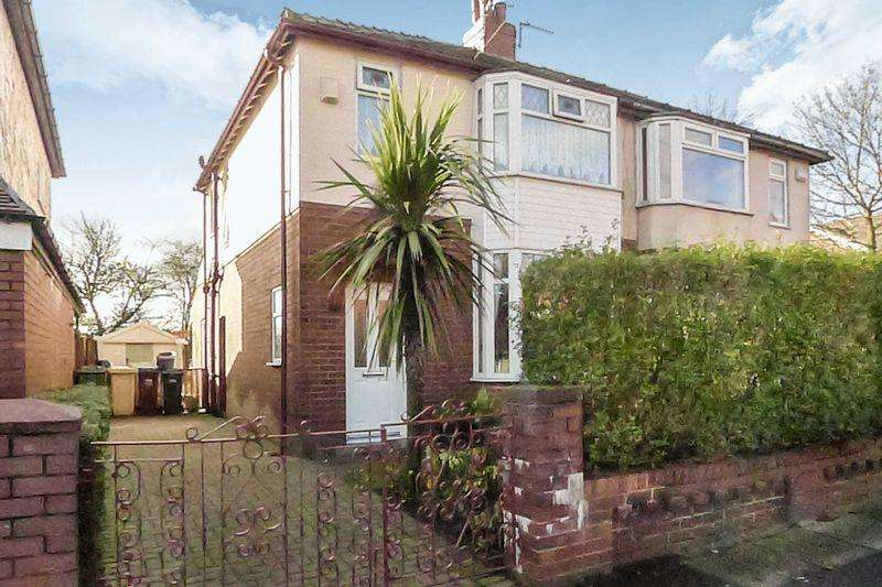 3 Bedrooms Semi Detached House for sale in Haynes Street, Morris Green, Bolton