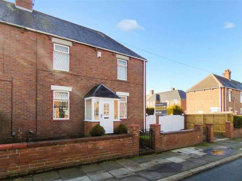 3 Bedrooms Semi Detached House for sale in Lansdowne Terrace West, North Shields