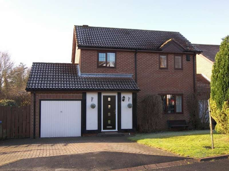 3 Bedrooms Detached House for sale in Stobhill Farm