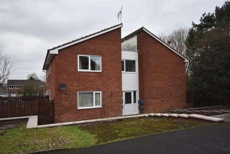 1 Bedroom Flat for sale in Deerfold, Chorley