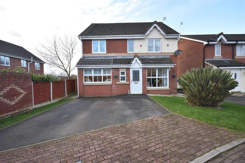 5 Bedrooms Detached House for sale in Hunstanton Close, Euxton, Chorley