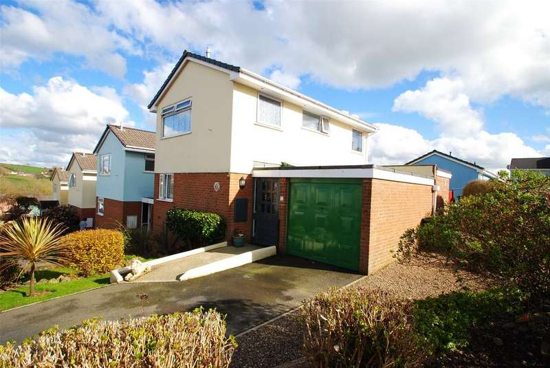 3 Bedrooms Detached House for sale in Castle Hill Gardens, Torrington