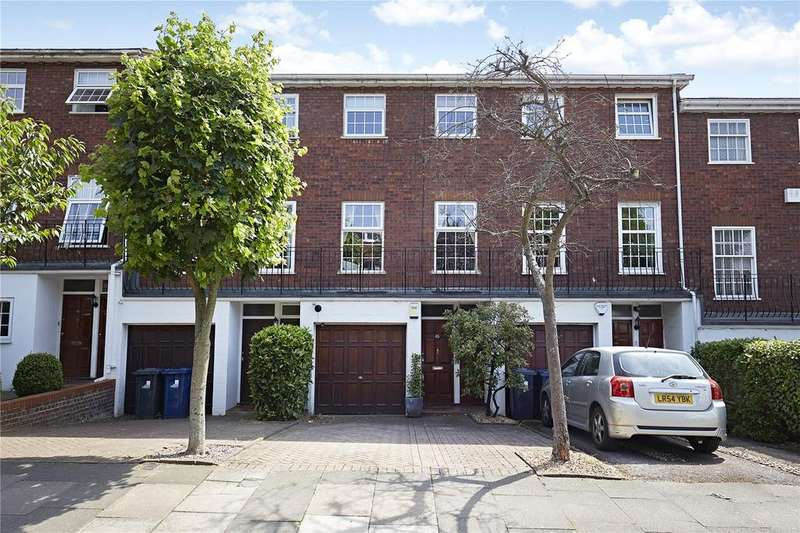4 Bedrooms Terraced House for sale in St. Stephen's Road, London, W13