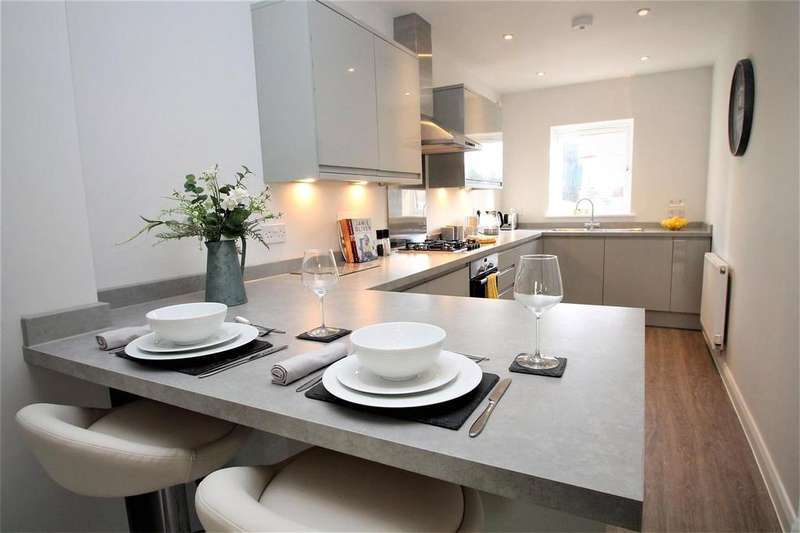 2 Bedrooms Terraced House for sale in Castle View, Castle Dene, Maidstone, Kent, ME14
