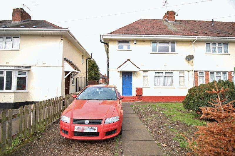 3 Bedrooms Semi Detached House for sale in Filey Road, Oxley, Wolverhampton