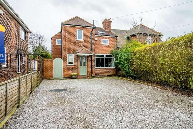 4 Bedrooms Semi Detached House for sale in Bad Bargain Lane, Burnholme, York