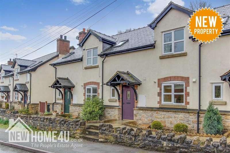 2 Bedrooms Terraced House for sale in Nant Alyn Road, Rhydymwyn, Mold