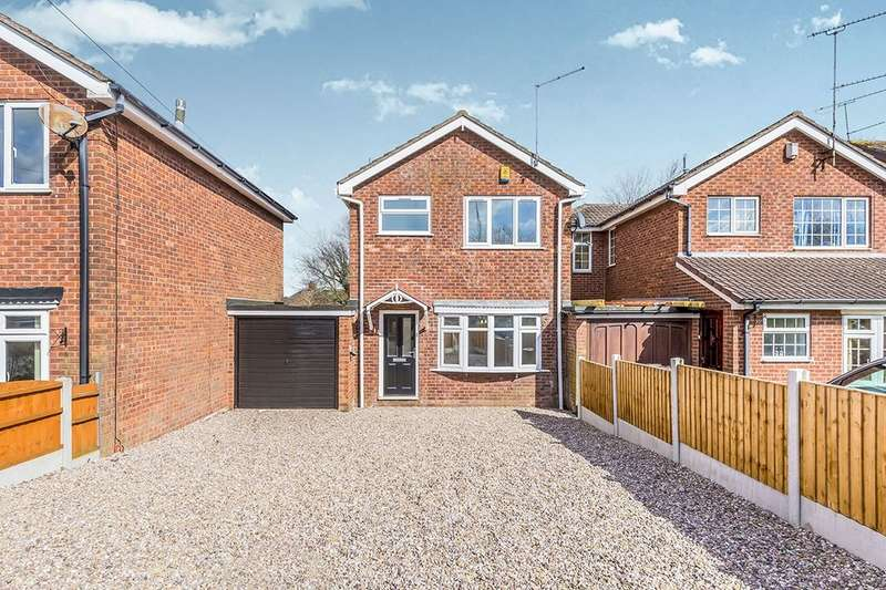 3 Bedrooms Detached House for sale in Uttoxeter Road, Stoke-On-Trent, ST3
