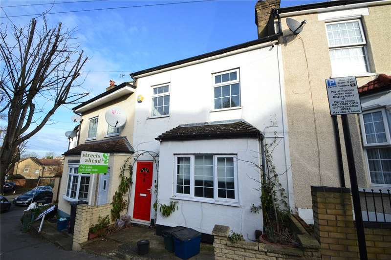 2 Bedrooms Terraced House for sale in Borough Hill, Croydon, Surrey