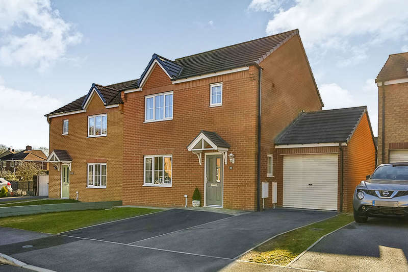 3 Bedrooms Detached House for sale in Cloverhill Court, STANLEY, DH9