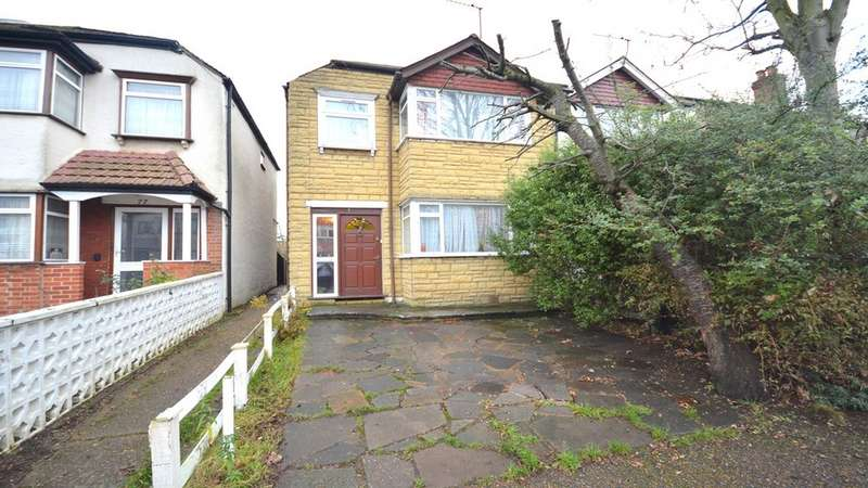 4 Bedrooms Semi Detached House for sale in New Malden KT3