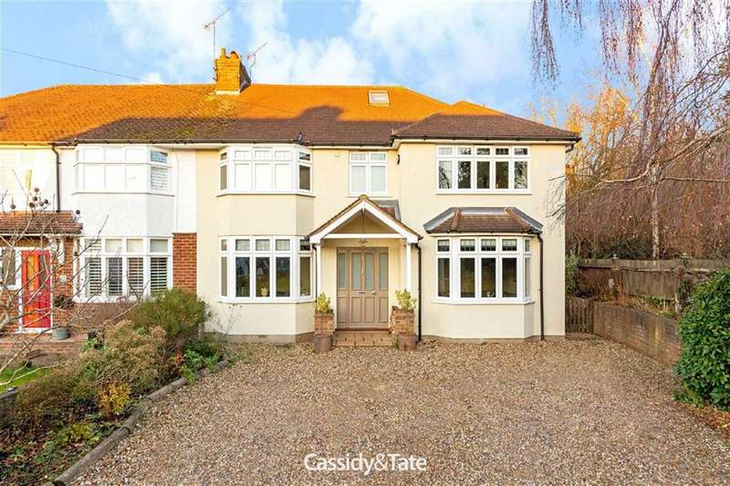 5 Bedrooms Property for sale in St Helier Road, St Albans, Hertfordshire