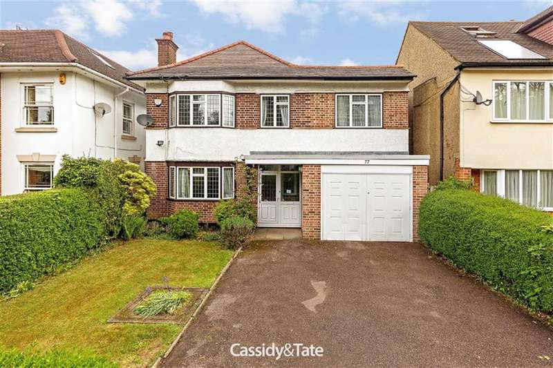 4 Bedrooms Property for sale in Marshalswick Lane, St Albans, Hertfordshire