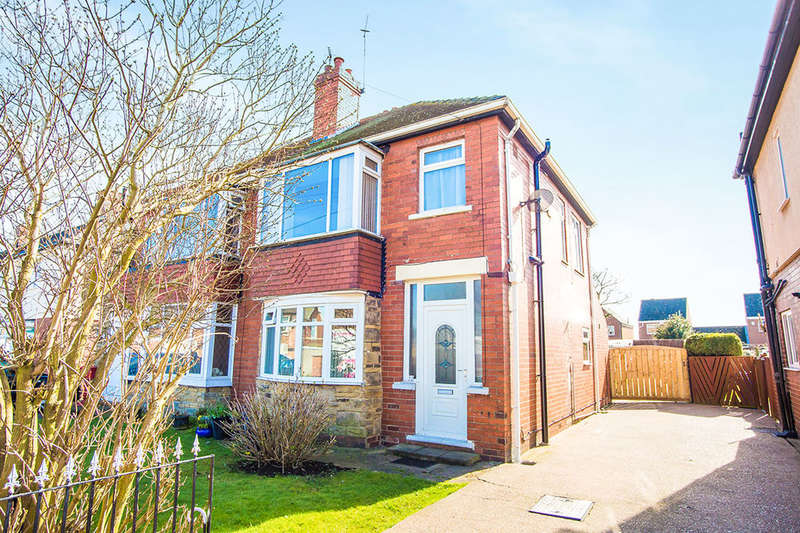 3 Bedrooms Semi Detached House for sale in Mount Pleasant Road, Goole, DN14