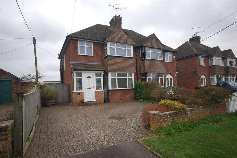 3 Bedrooms Semi Detached House for sale in Main Street, Weston Turville, Buckinghamshire