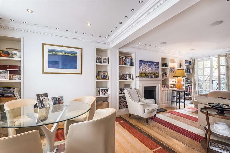 4 Bedrooms House for sale in Montpelier Place, London, SW7
