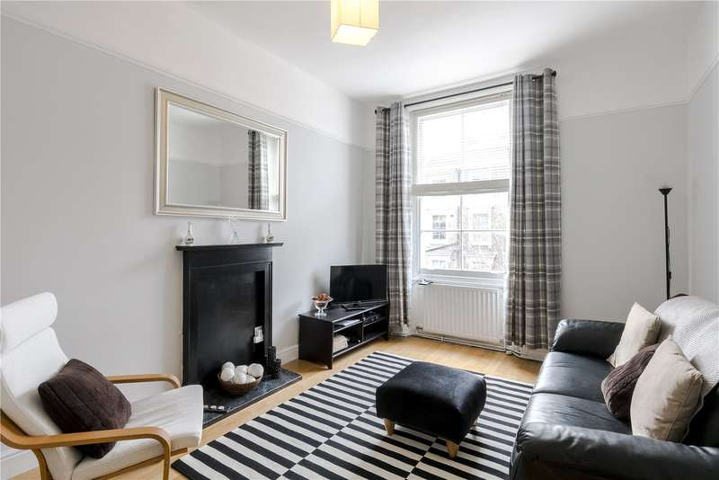 1 Bedroom Flat for sale in Durham Terrace, London, W2