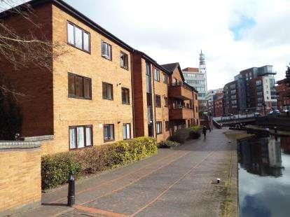 1 Bedroom Flat for sale in Richard Lighton House, 67 Parade, Birmingham, West Midlands