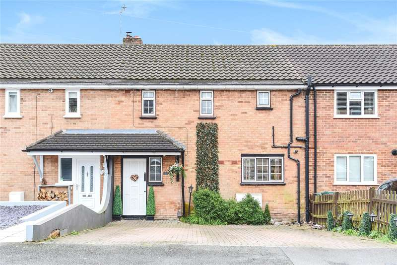 3 Bedrooms Terraced House for sale in Aldbury Road, Mill End, Rickmansworth, Hertfordshire, WD3