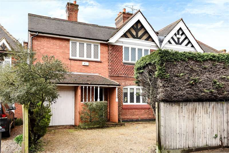 3 Bedrooms Semi Detached House for sale in Old Church Lane, Stanmore, Middlesex, HA7