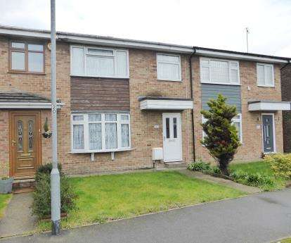 3 Bedrooms Terraced House for sale in Canvey Island, Essex, .