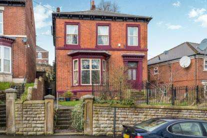 5 Bedrooms Detached House for sale in Rock Street, Sheffield, South Yorkshire
