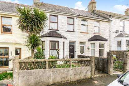3 Bedrooms Terraced House for sale in Torpoint, Cornwall