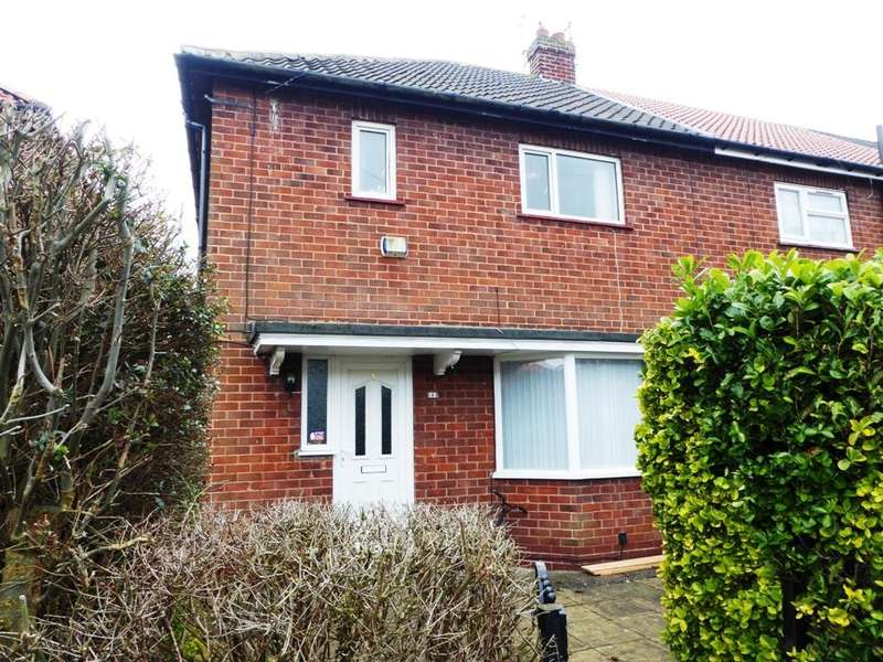 3 Bedrooms House for rent in Woodcroft Avenue, Hull, HU6 8LH