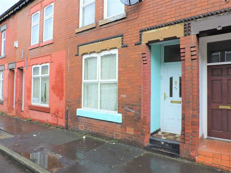 3 Bedrooms Terraced House for sale in Bankfield Avenue, Manchester