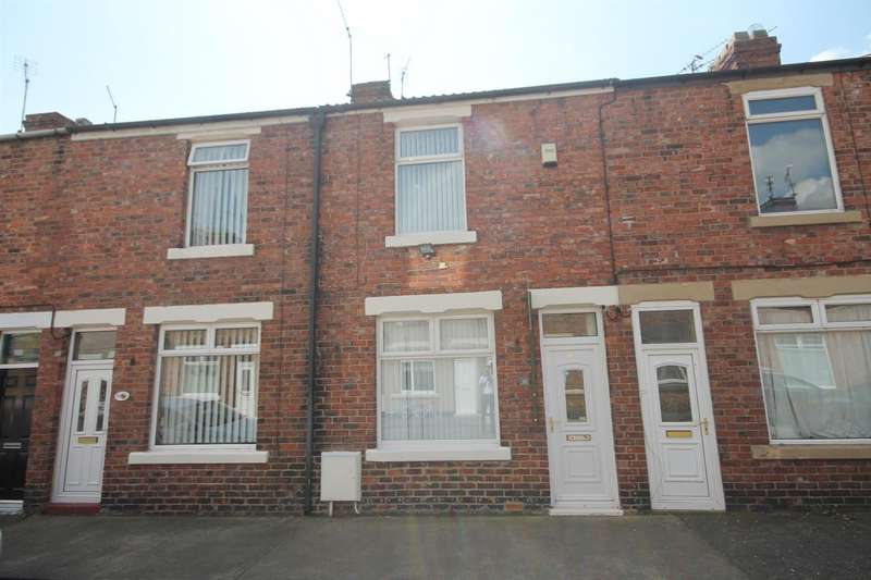 2 Bedrooms Terraced House for sale in Hillbeck Street, Bishop Auckland