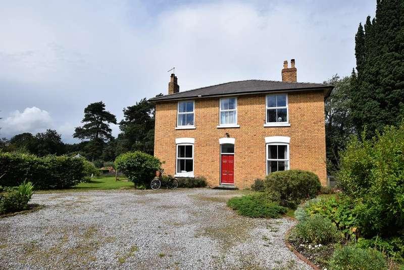 5 Bedrooms Detached House for sale in Sherburn, Malton, YO17 8QQ