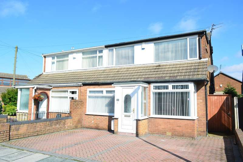 4 Bedrooms Semi Detached House for sale in Glencross Place, Blackpool, FY4 5AD