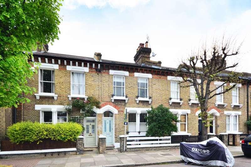 1 Bedroom Flat for sale in Elsley Road, Battersea, SW11