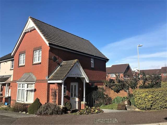 3 Bedrooms End Of Terrace House for sale in Whitmore Way, Honiton