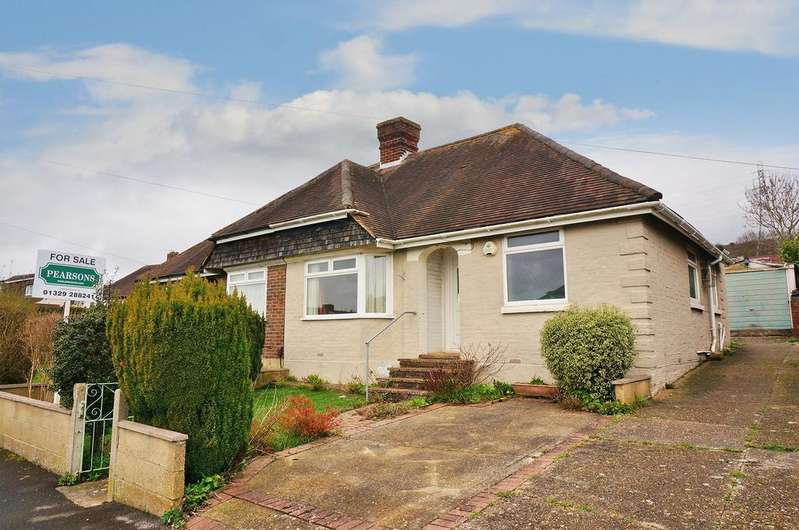 2 Bedrooms Semi Detached Bungalow for sale in PORTCHESTER