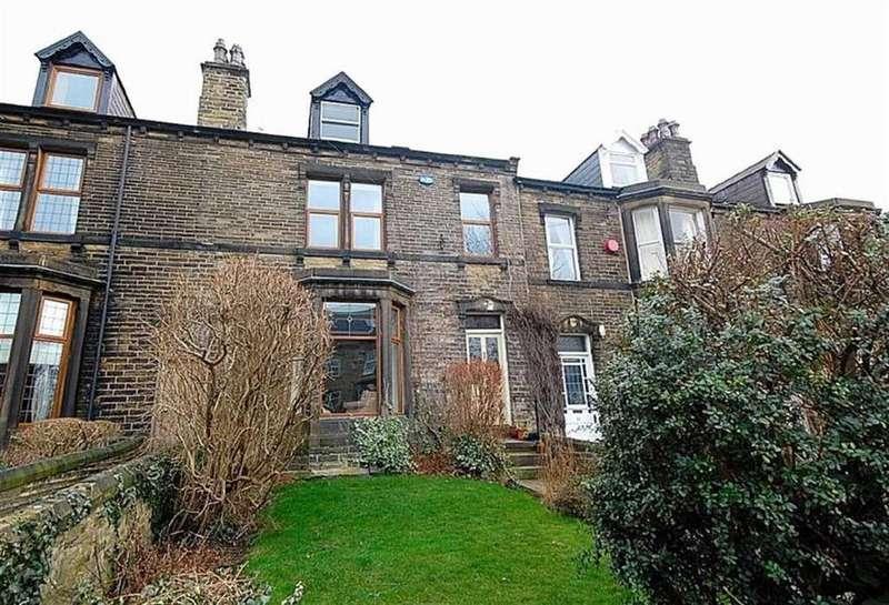 5 Bedrooms Terraced House for sale in Grasmere Road, Gledholt, Huddersfield, HD1