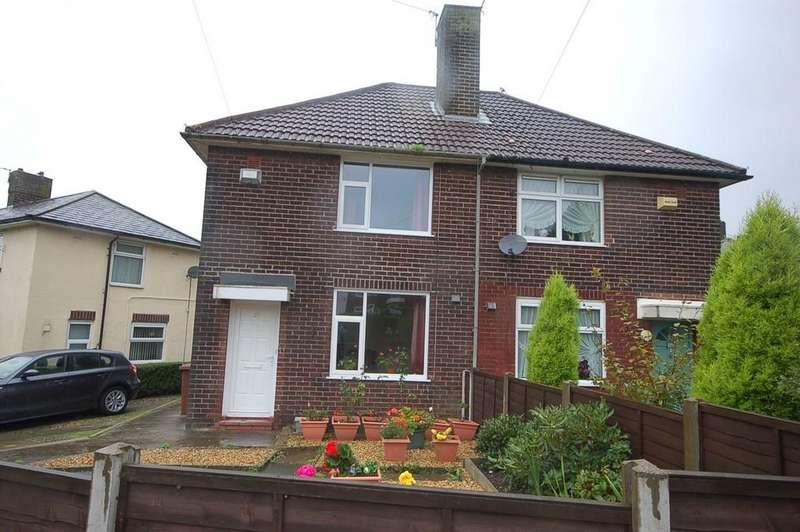 2 Bedrooms Semi Detached House for sale in Snaefell Road, Blackburn