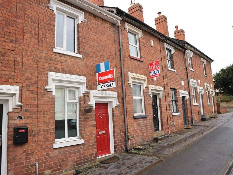 3 Bedrooms Terraced House for sale in Bridgnorth Road, Wollaston, Stourbridge