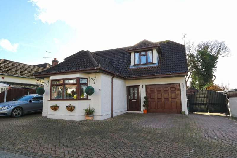 4 Bedrooms Detached House for sale in Oakfield Road, Benfleet SS7