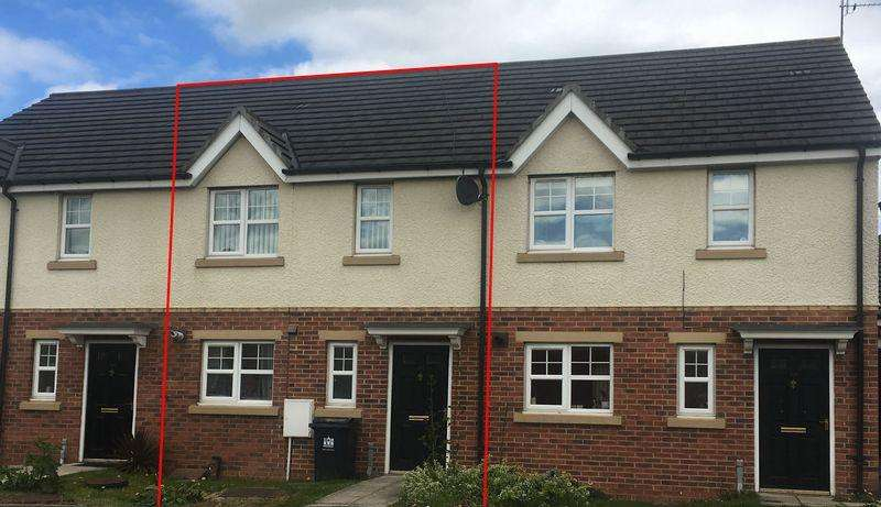 3 Bedrooms Terraced House for sale in Three bedroom residential investment property